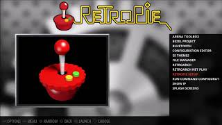 Retropie build by Odroid Retro Arena: V1 5 for Xu4 with support for Sega  Saturn, DS, Naomi and more!