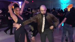 BERSY CORTEZ  & BAUDILIO RIVERA SALSA DANCE AT UNIFIED ON2 SALSA CONGRESS 2019