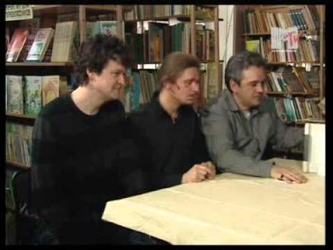 Влад Давыдов и Touch&Go в передаче Тихие игры на MTV