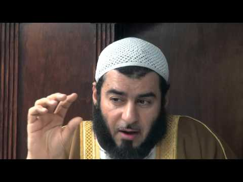 Ruqya - Lecture 1 - Introduction to Ruqya - By Shaykh Hosaam thumbnail