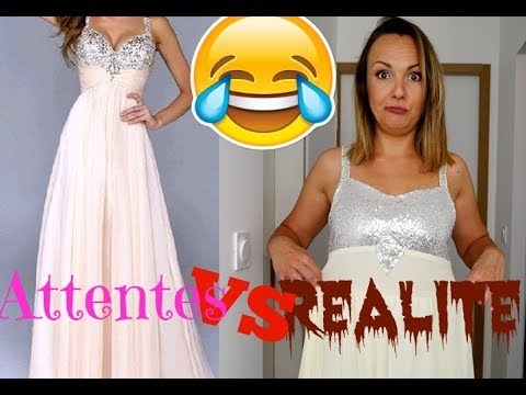 attentes vs realite robes chinoises haul wish youtube. Black Bedroom Furniture Sets. Home Design Ideas