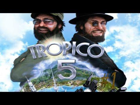 Tropico 5 | Caribbean paradise