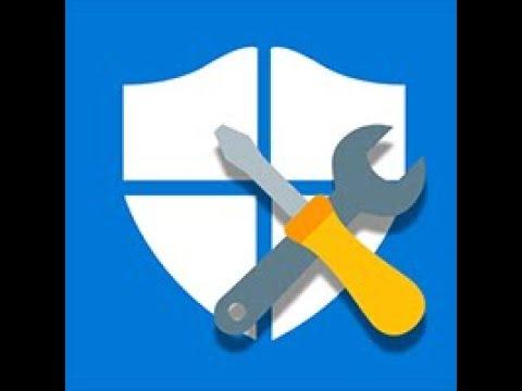 Как включить защитник Windows 10 если он отключен