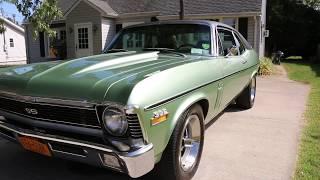 SOLD - 1970 Chevrolet Nova SS For Sale~572 Big Block(620hp)~5 Speed Manual~9 Inch~All Orginal Metal