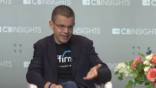 ... , is interviewed by bloomberg's taylor riggs.this interview was recorded on june 12th, 2019 at the future of fintech conference in