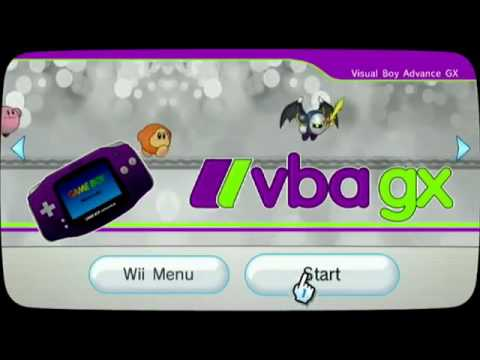 Visual Boy Advance GX Channel Installation Tutorial With Download Links Beginners Guide