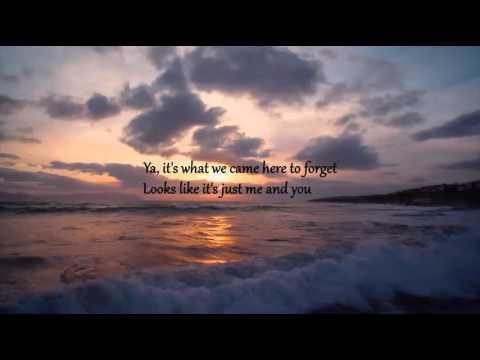 Came Here To Forget-Blake Shelton Lyric Video