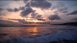 Came Here To Forget-Blake Shelton Lyric Video
