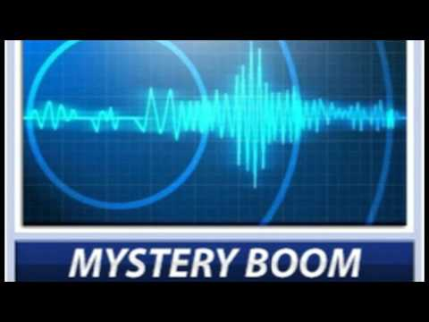 Mystery Booms Damage Man's Home In Florida
