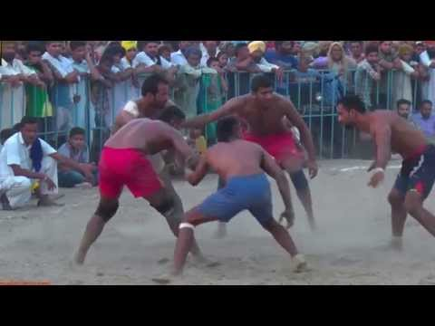 SHAMCHURASI (Hoshiarpur) !! KABADDI TOURNAMENT-2015 !! OPEN SEMI-FINALS !! HD !! Part 4th.