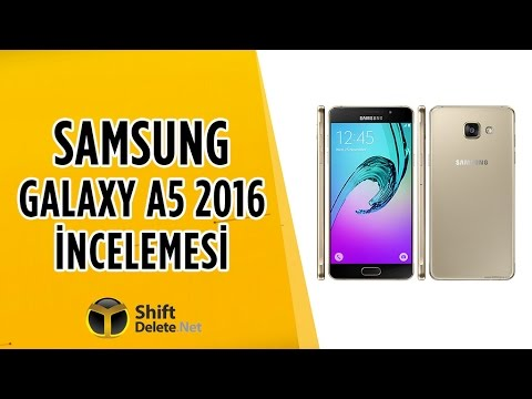 Samsung Galaxy A5 (2016) İnceleme