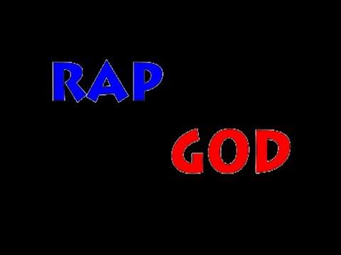Rap God With BanjoKazooie Music