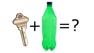 Homemade Spare Key