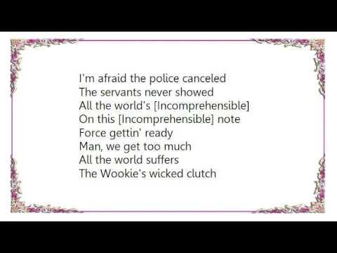 Clutch - What Would a Wookie Do Lyrics
