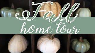 Fall Home Tour 2018
