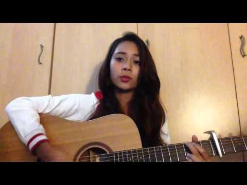 Selimut Tetangga Guitar Cover By Eleena Harris