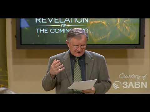 Professor Ranko Stefanovic Ph.D. || The Revelation of Jesus Christ || The Coming King || RCK000015