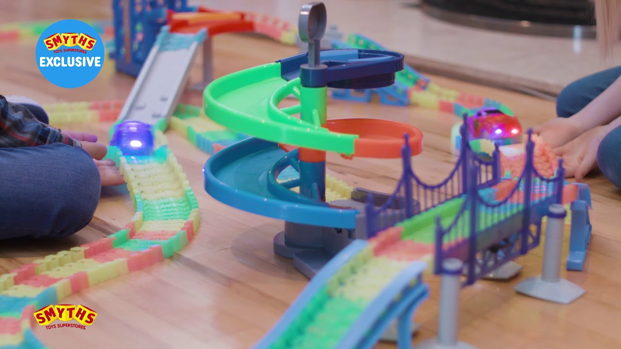 super popular e4f1c 9bd1e Glow Tracks Super Set- Smyths Toys