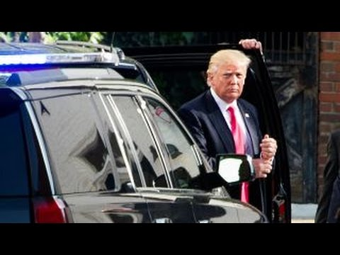 Trump heads to Capitol Hill to gain support