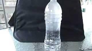 Моментальное замерзание воды(