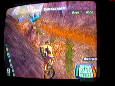 downhill domination for playstion signature moves