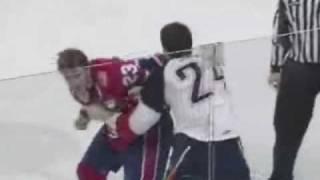 Corbin Baldwin vs Josh Caron #2.wmv