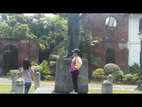 Tour of Fort Santiago in The Philippines
