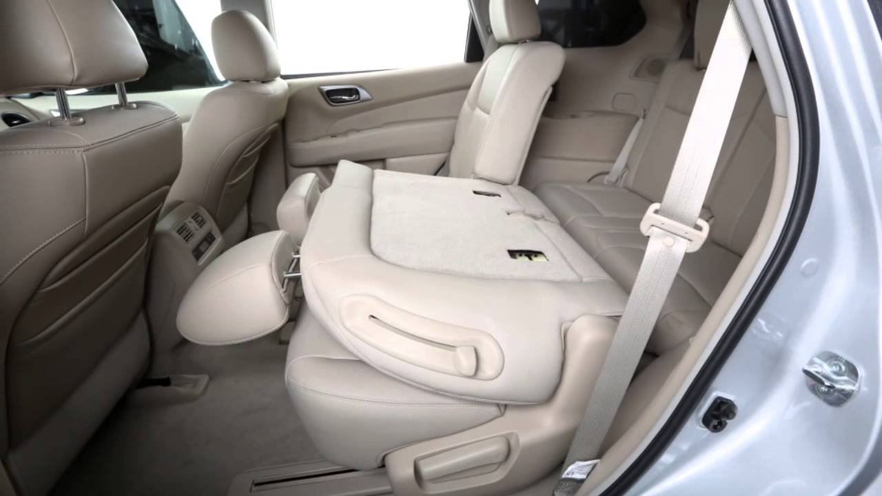 does nissan pathfinder have third row seating. Black Bedroom Furniture Sets. Home Design Ideas