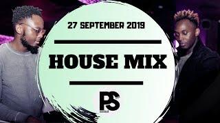 Gambar cover HOUSE MIX | 27 SEPTERMBER 2019 | DJ ZINHLE UMLILO | DOUBLETROUBLEMIX035 BY PSDJZ