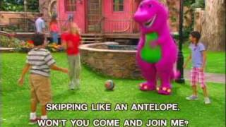 Barney - Exercise Song