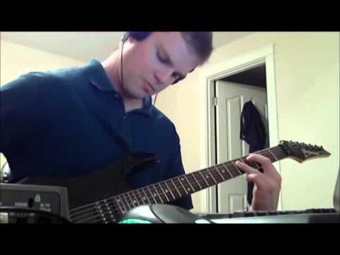 She heart barracuda guitar lick class