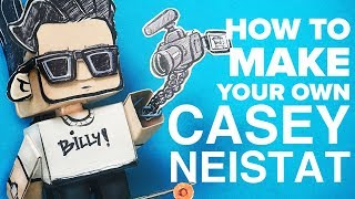 Download MAKING A TOY OUT OF PAPER (Casey Niestat) Mp3 and Videos