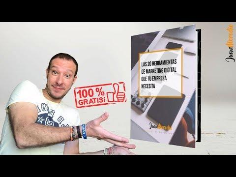 """Guía GRATUITA """"Las 20 Herramientas de Marketing Digital que tu Empresa Necesita"""""""