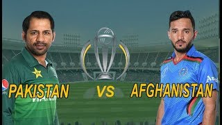 pakistan vs afghanistan world cup 2019 || Live Stream Cricket Score with commentary