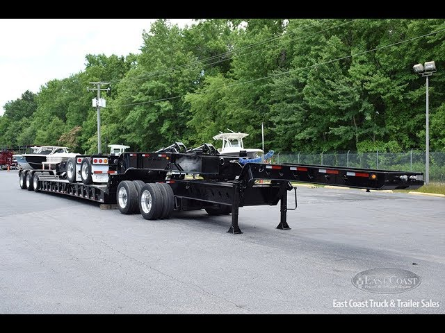 RECONDITIONED!! 2009 XL Specialized 130HDG Trailer (DOT Inspected) - Stock# 6763