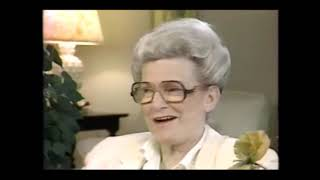 MINNIE PEARL interview Entertainment  Tonight October 26 1985