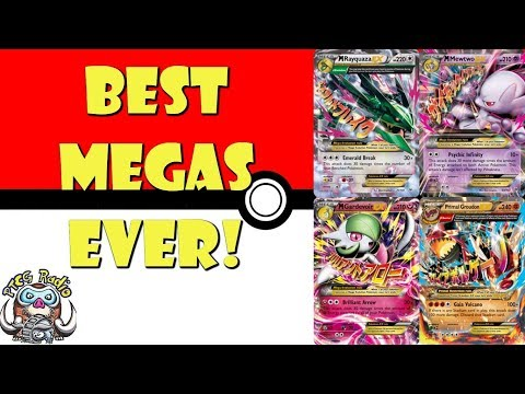 The Top 10 Mega Pokemon EX EVER!