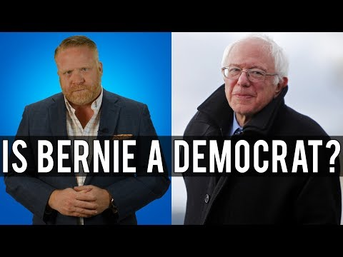 MANY WANT TO KNOW... Is Bernie Sanders Actually a Democrat? Here's Your Definitive Answer!