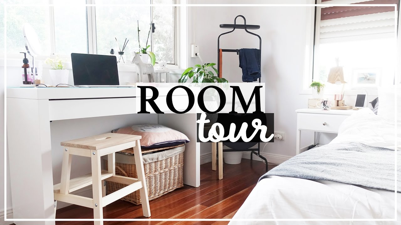 Welcome To My Bedroom Tour