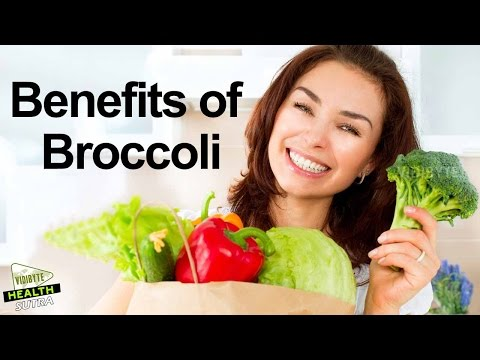 Top 5 Reasons Why You Should Eat Broccoli || Health Benefits