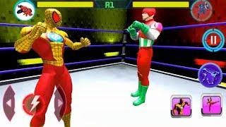 Grand Superheroes Ring Battle | SuperHero Fight SuperHero | Android GamePlay