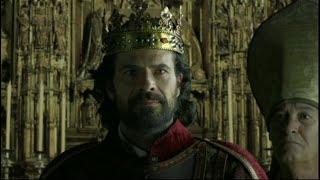 Coronation of Ferdinand II of Aragon (Isabel s02e06)