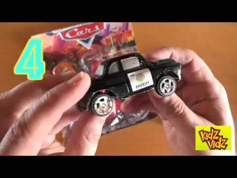 Learning to Count with Disney Cars |...