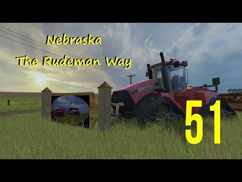 Farming Simulator 2015 Nebraska Let's Play Ep 51