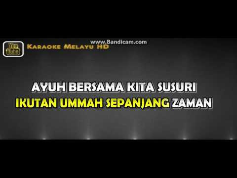 Free Download Inteam - Rabiatul Adawiyah Karaoke Insrunmental Mp3 dan Mp4