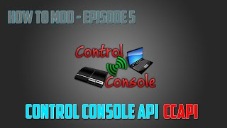 CCAPI (PS3, HD) - How To Mod Ep.5