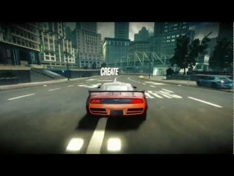 Ridge Racer Unbounded - PC | PS3 | Xbox 360 - Gamescom 2011 official video game preview trailer HD