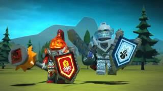 LEGO Nexo Knights 2017 все наборы Нексо Найтс 4 сезон