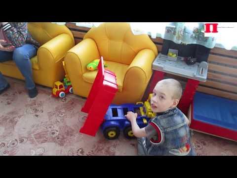 Влог: детская поликлиника сдаём соскоб/комплексный социальный центр г.Новоалтайска