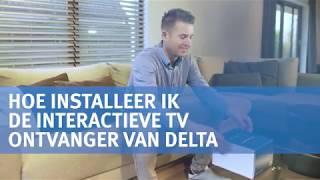 Installatie DELTA Interactieve TV